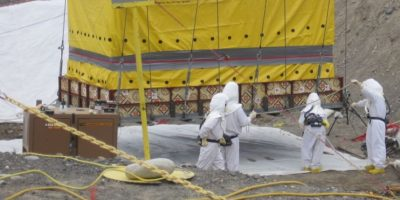Al menos 20 trabajadores fueron afectados por emanaciones en recinto nuclear de EEUU