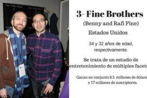 Fine Brothers Foto:Getty Images. Imagen Por: