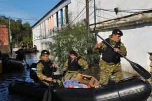 El día 29 de mayo, se celebra el Día del Ejército Argentino Foto:www.ejercito.mil.ar. Imagen Por: