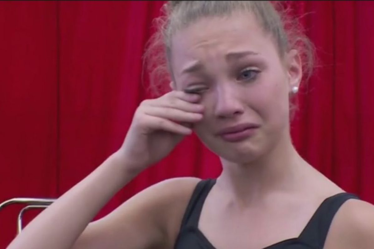 Su hermana menor también es bailarina. Foto:vía Lifetime. Imagen Por: