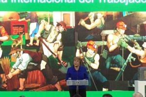 Foto:Reproducción Twitter PrensaPresidencia. Imagen Por: