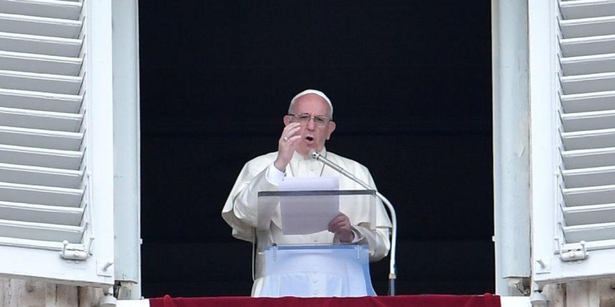 Papa Francisco pide castigar