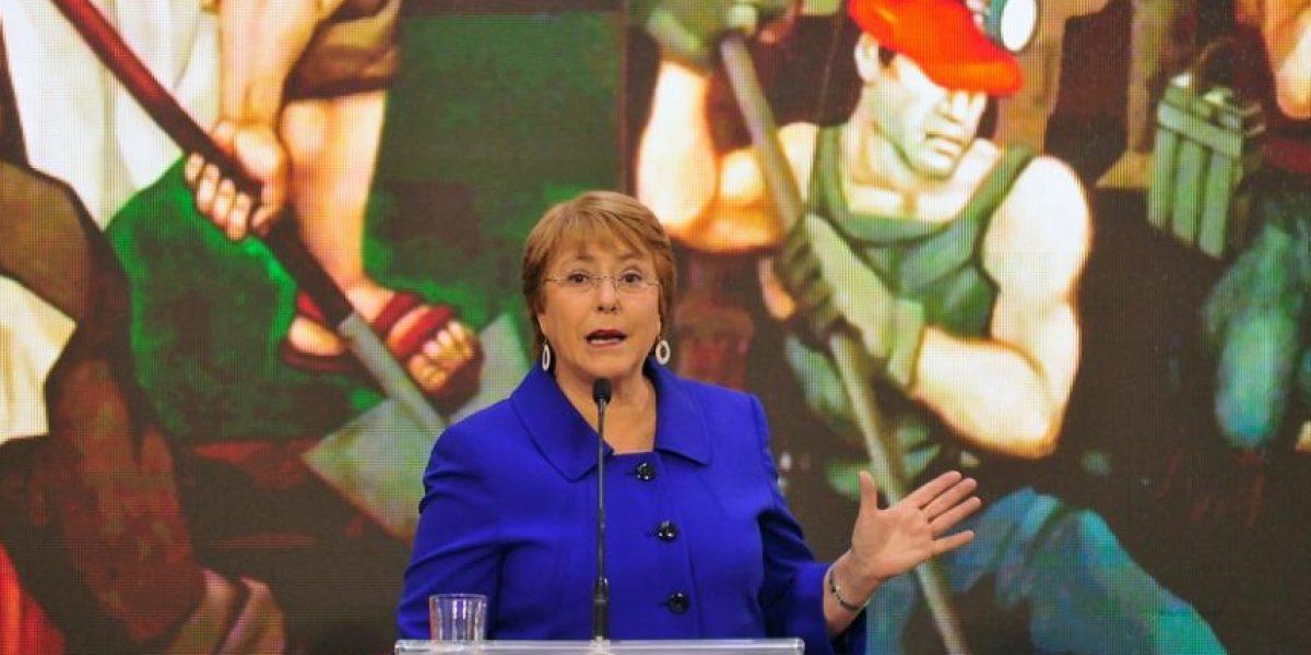 Presidenta Bachelet lamentó fallo del TC y anunció ajuste a la reforma laboral