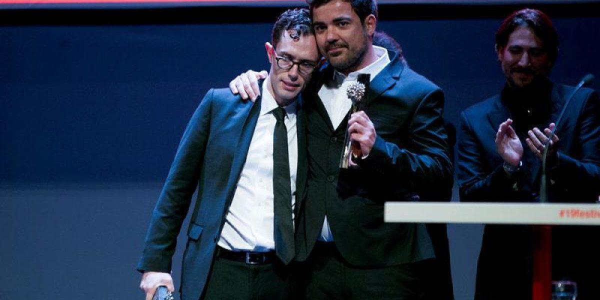 Actor nacional gana máximo galardón en Festival de Cine de Málaga