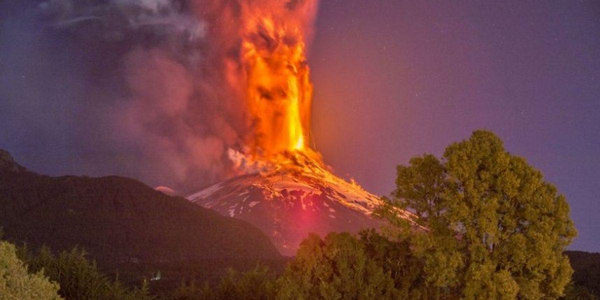 Cinco comunas de La Araucanía y Los Lagos entre las de mayor riesgo volcánico