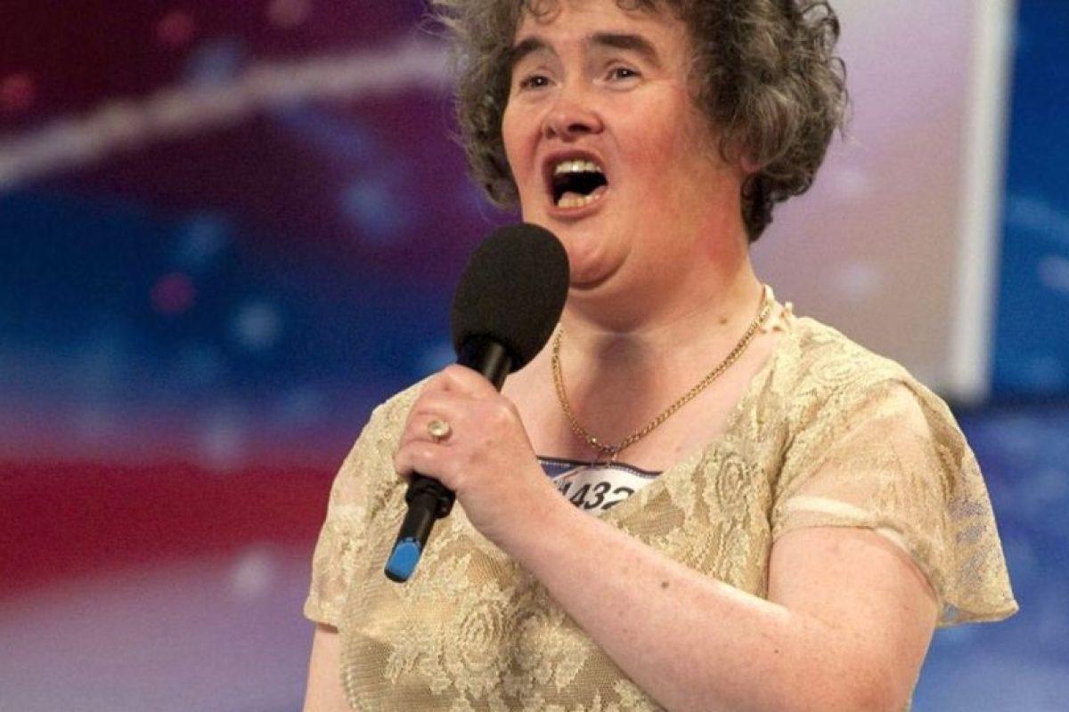 """Conmovió al mundo con su interpretación de """"I Dreamed a Dream"""" en Britain's Got Talent. Foto:vía Getty Images. Imagen Por:"""
