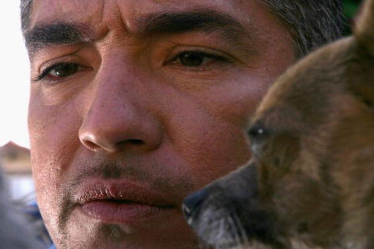 Comenzó como peluquero canino y conoció a Jada Pinkett Smith. Foto:vía Getty Images. Imagen Por: