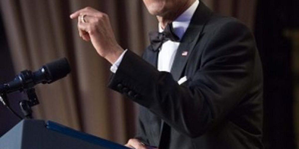 Las peores bromas de Obama en la Cena de Corresponsales de la Casa Blanca