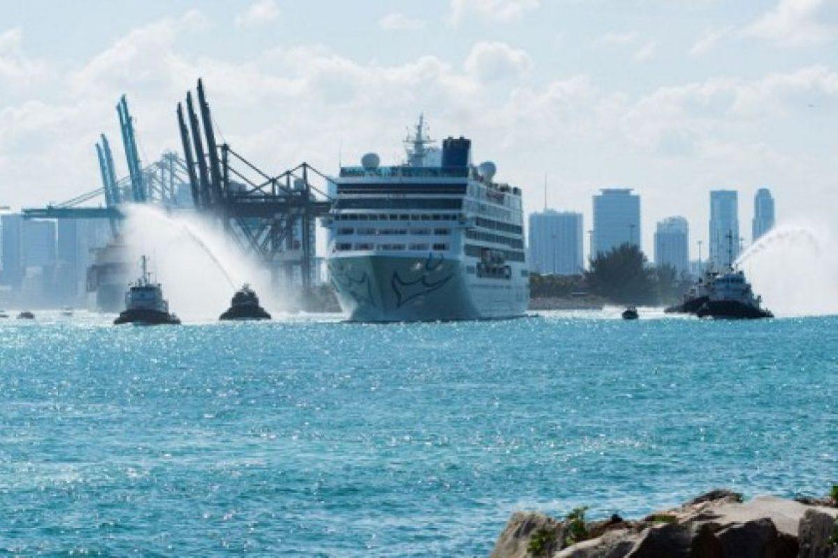 Se reanudan cruceros entre Cuba y Estados Unidos Foto:AFP. Imagen Por: