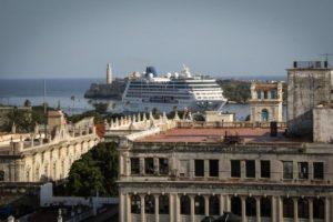 El crucero tiene como objetivo el intercambio cultural. Foto:AFP. Imagen Por: