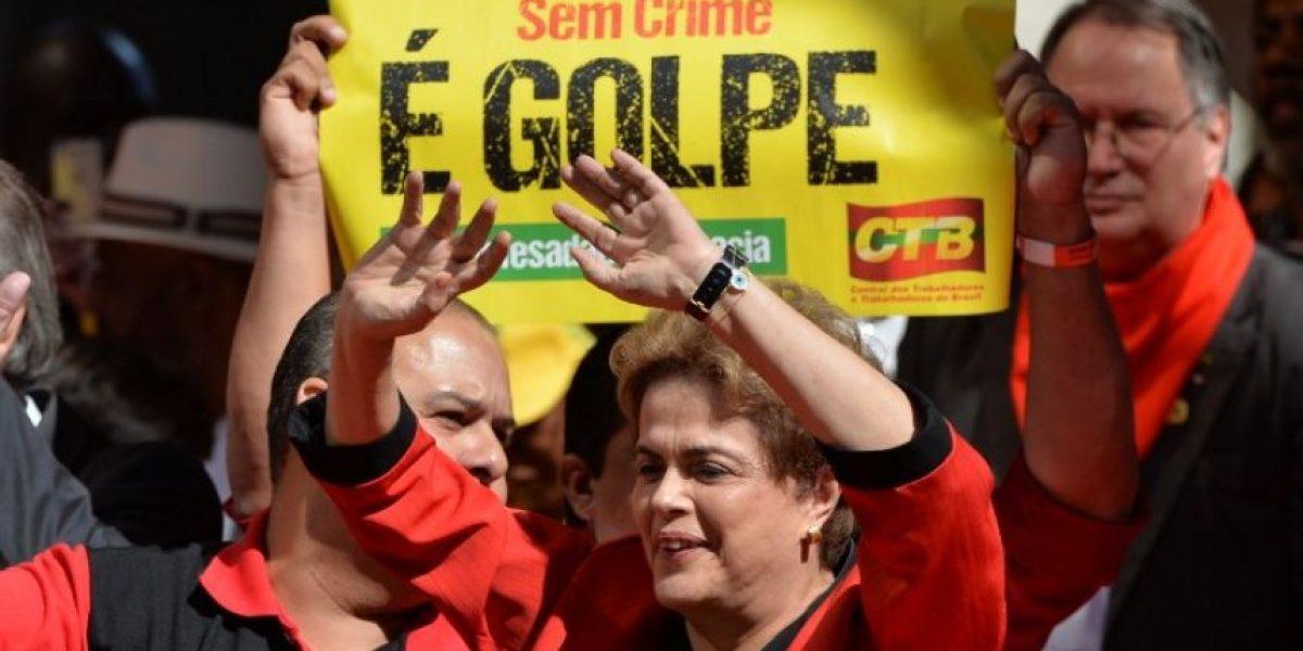Rousseff critica impeachment en acto sindical en Sao Paulo