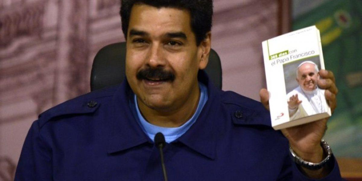 El papa Francisco escribe una carta a Maduro ante la situación de Venezuela