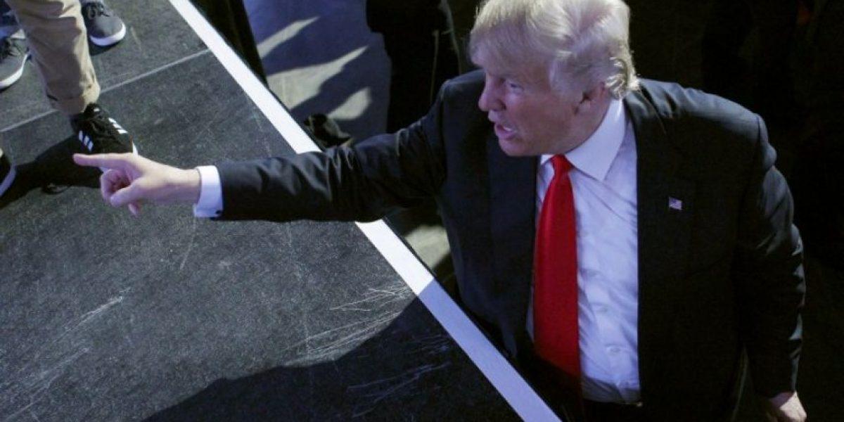 Trump lanza dardos contra Clinton y Cruz antes de batalla por Indiana