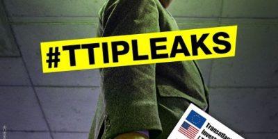 Greenpeace publica este lunes documentos confidenciales del Ttip