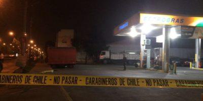 Muere segundo asaltante baleado por administrador de bencinera en San Miguel