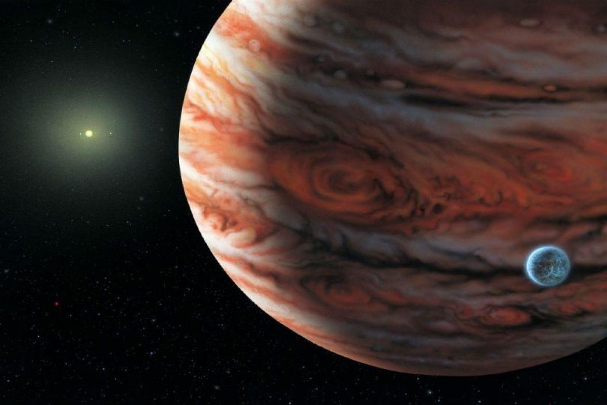Júpiter tiene más de 60 lunas. Foto:Getty Images. Imagen Por: