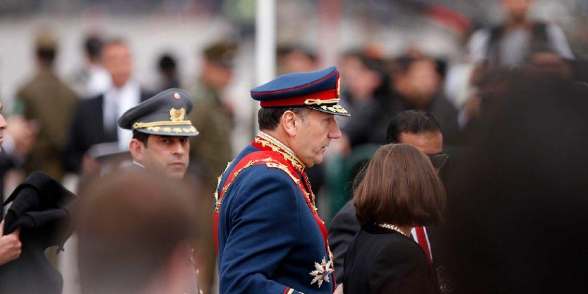 Volverán a citar a general Fuente-Alba a comisión que investiga el