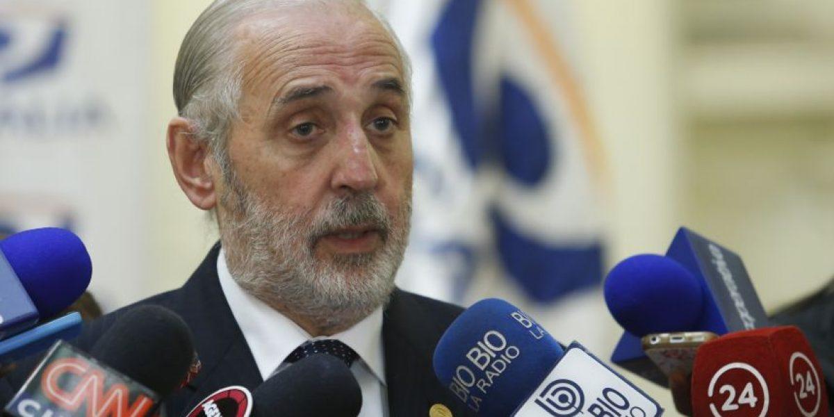 Jorge Abbott: Fiscalía es autónoma para investigar situación de ex comandante en jefe del Ejército