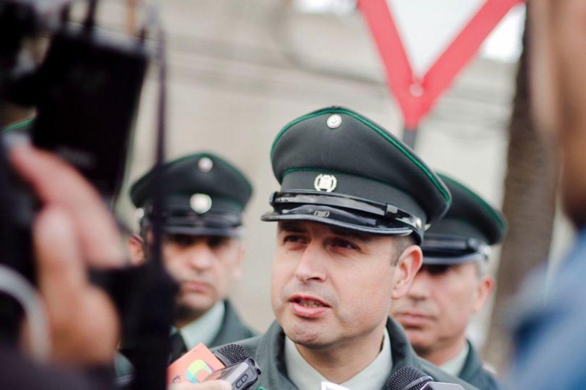 Sargento 2º Joe González Foto:Agencia UNO / Archivo. Imagen Por: