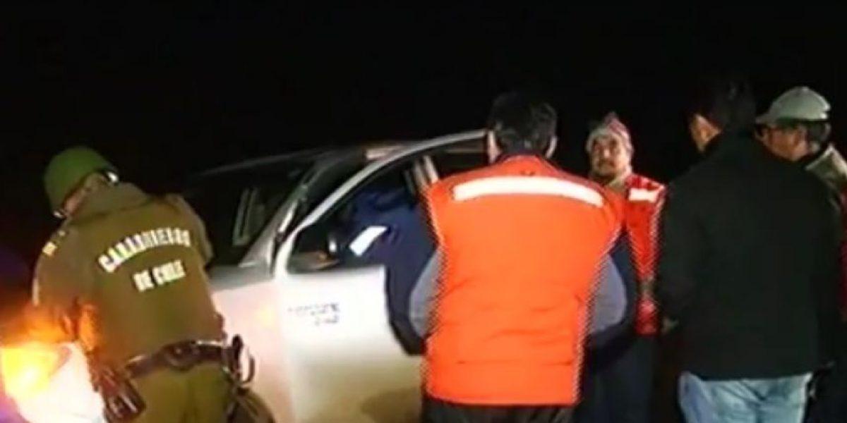 Investigan ataque incendiario en predio de Forestal Mininco en La Araucanía