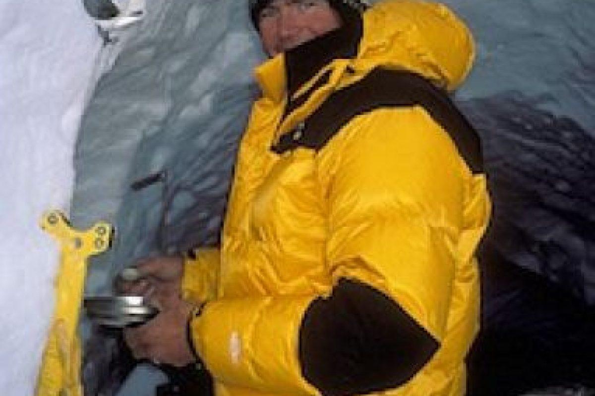 Conquistó el Monte Everest en 1990 y 1993. Foto:Wikimedia. Imagen Por: