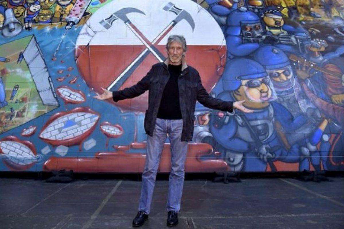 Roger Waters Foto:Twitter. Imagen Por: