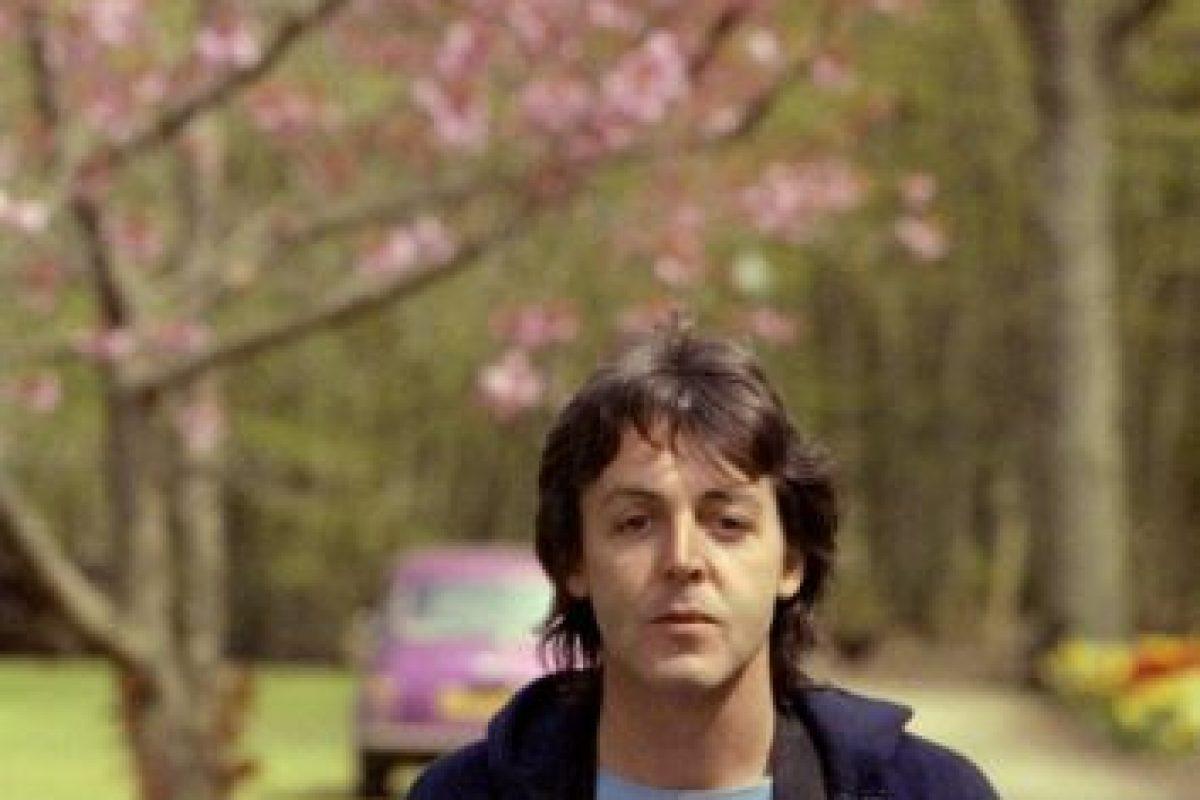 Paul McCartney Foto:Twitter. Imagen Por: