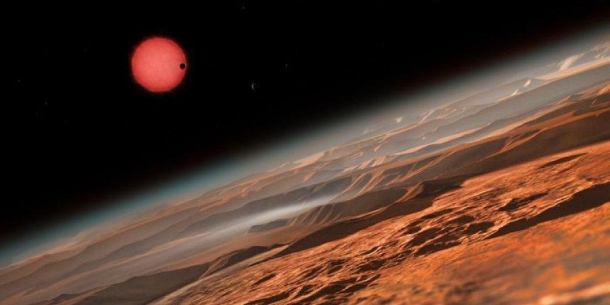 Descubren desde Chile la existencia de tres planetas potencialmente habitables similares a la Tierra