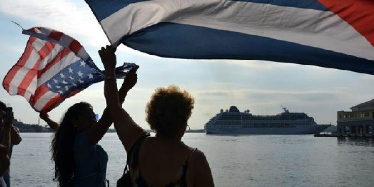 Llega a La Habana primer crucero desde EEUU en más de 50 años