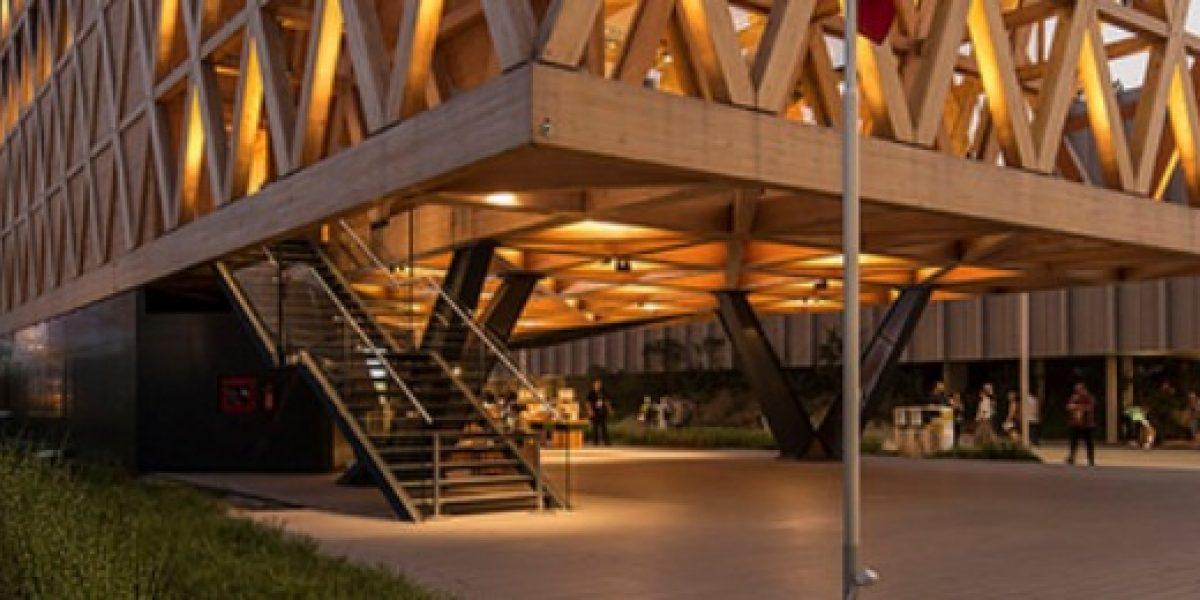 Pabellón de Expo Milán será un Centro Cultural en Temuco
