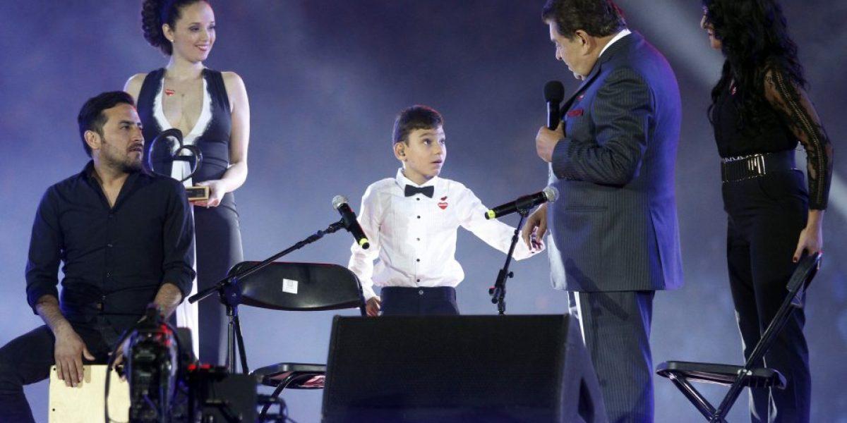 Adrián, el niño que emocionó en la última Teletón, lanzó su primer disco
