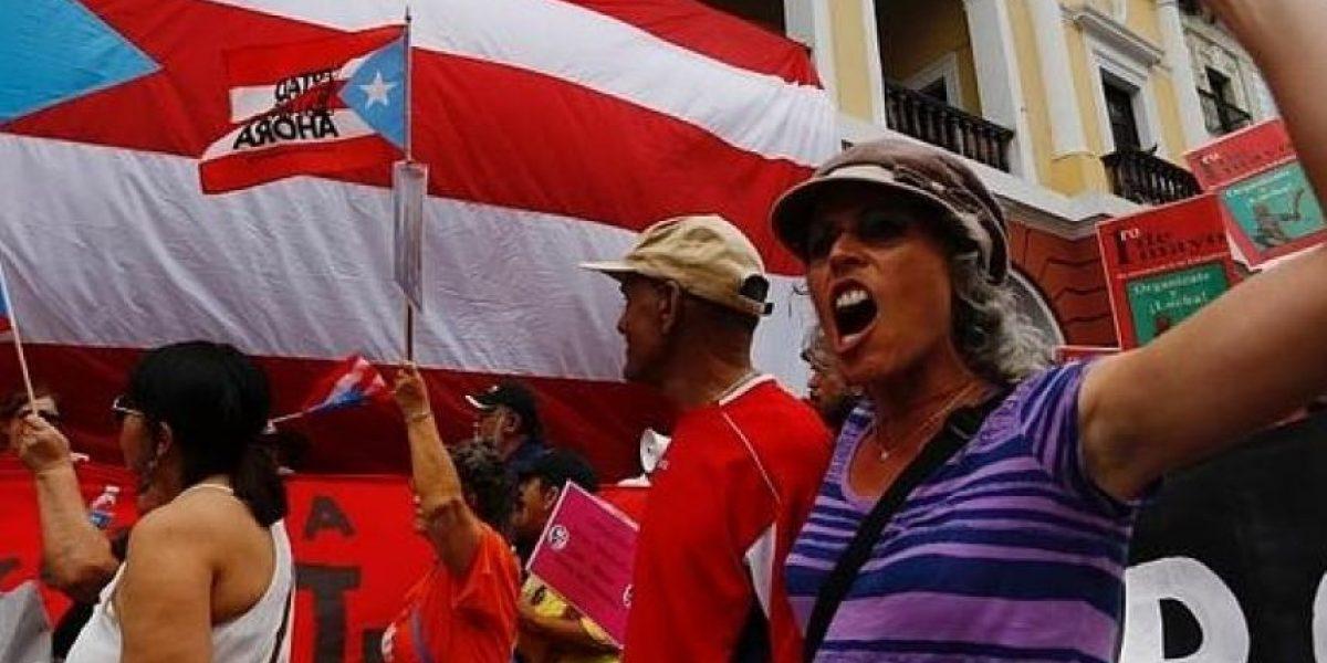 Puerto Rico se declara en quiebra