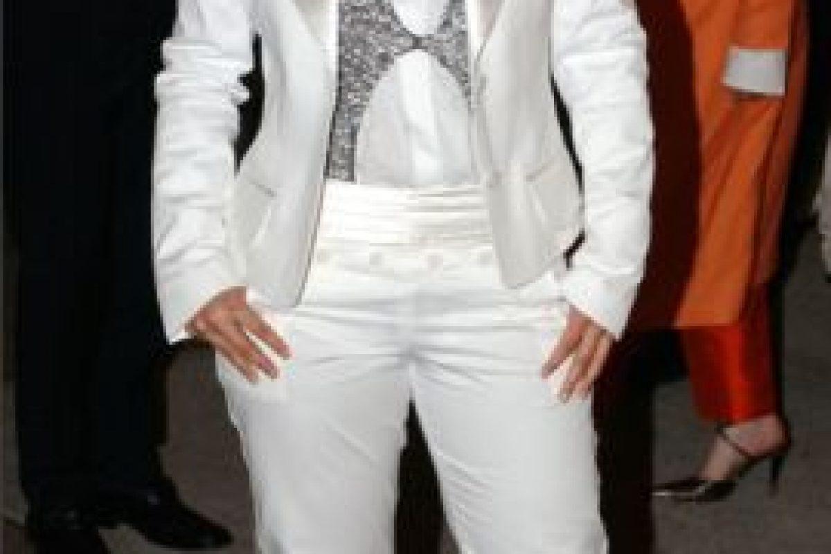 """Esto le quedaría bien a gente como """"Los Tigres del Norte"""". Pero Alicia Keys no entendió eso en 2004. Foto:vía Getty Images. Imagen Por:"""