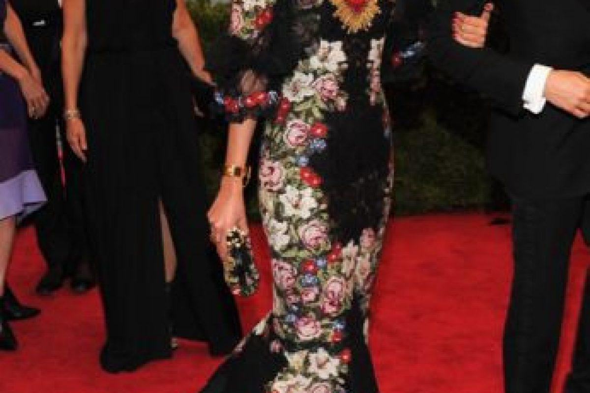 Por favor, dejen a Frida Kahlo en paz. Giovanna Battaglia no lo entendió en 2012. Foto:vía Getty Images. Imagen Por: