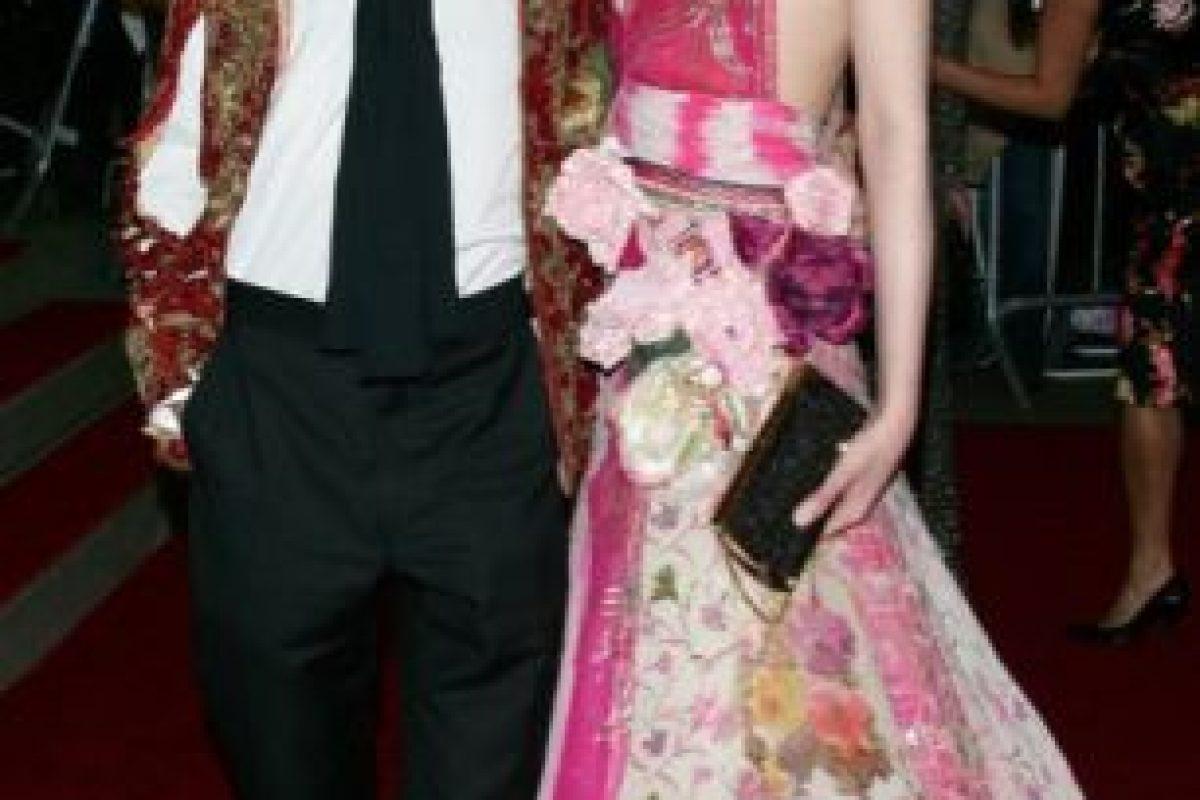 Erin O´Connor parecía pastel de 15 años en 2006. Foto:vía Getty Images. Imagen Por: