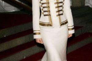 """Emmy Rossum no superaba al """"Fantasma de la Ópera"""" en 2006. Foto:vía Getty Images. Imagen Por:"""