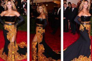 Beyoncé llevó el barroco muy lejos en 2013. Foto:vía Getty Images. Imagen Por: