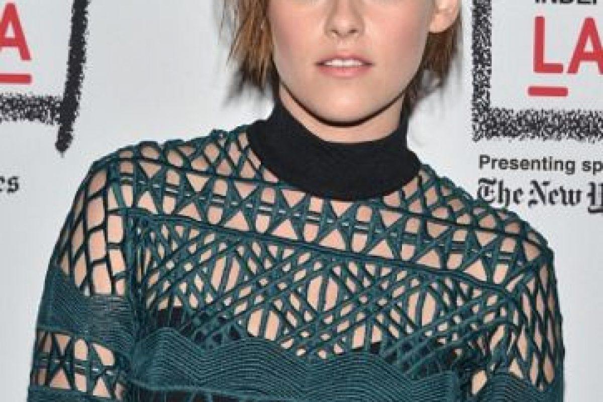 1. Kristen Stewart Foto:Getty Images. Imagen Por: