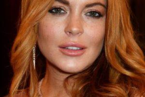2. Lindsay Lohan Foto:Getty Images. Imagen Por: