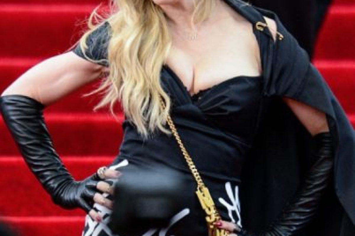 7. Madonna Foto:Getty Images. Imagen Por: