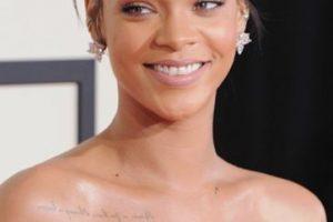 8. Rihanna Foto:Getty Images. Imagen Por:
