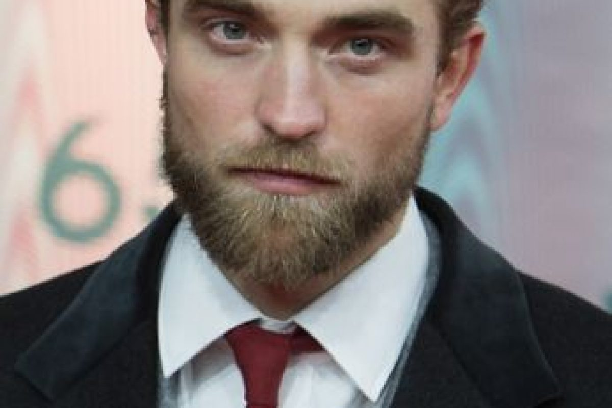 9. Robert Pattinson Foto: Getty Images. Imagen Por: