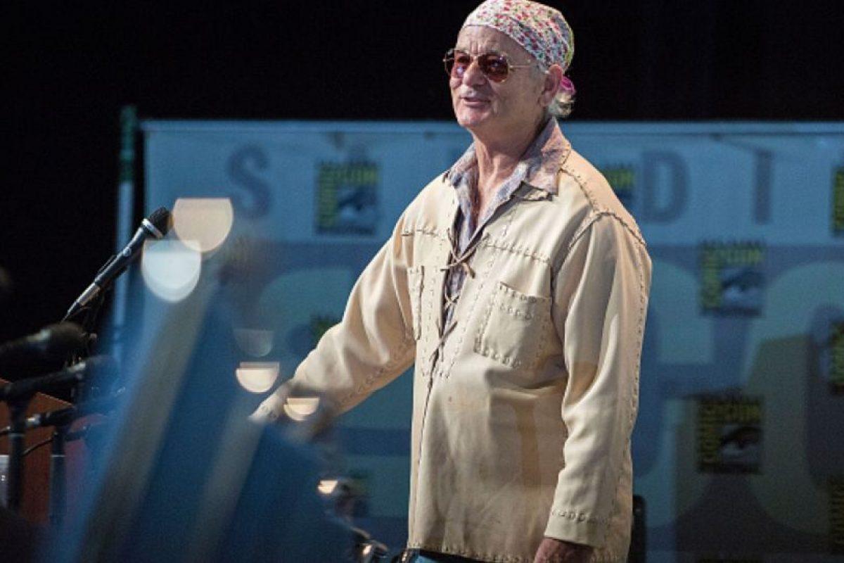 Ha aparecido en cada película del director Wes Anderson. Foto:vía Getty Images. Imagen Por: