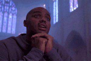 El jugador Charles Barkley también apareció como él mismo. Foto:vía Warner Bros. Imagen Por: