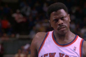 Otro basquetbolista que apareció fue Patrick Knick Foto:vía Warner Bros. Imagen Por: