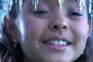 """Sasha Pieterse era """"La Princesa del Hielo"""". Foto:vía Columbia Pictures. Imagen Por:"""