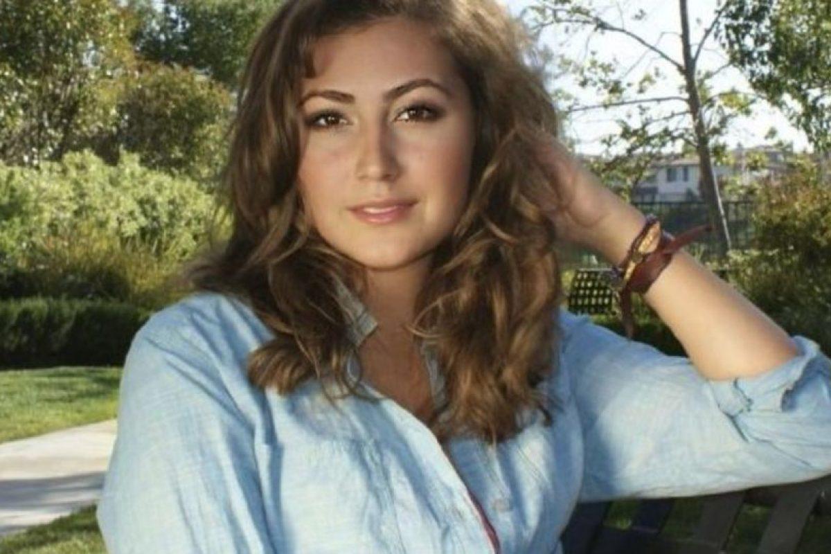 """Ha estado en producciones como """"Dr. House"""". Es actriz. Foto:vía Facebook. Imagen Por:"""