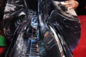 Solange en esta cosa. ¿Cómo más se podría definir? Foto:vía Getty Images. Imagen Por: