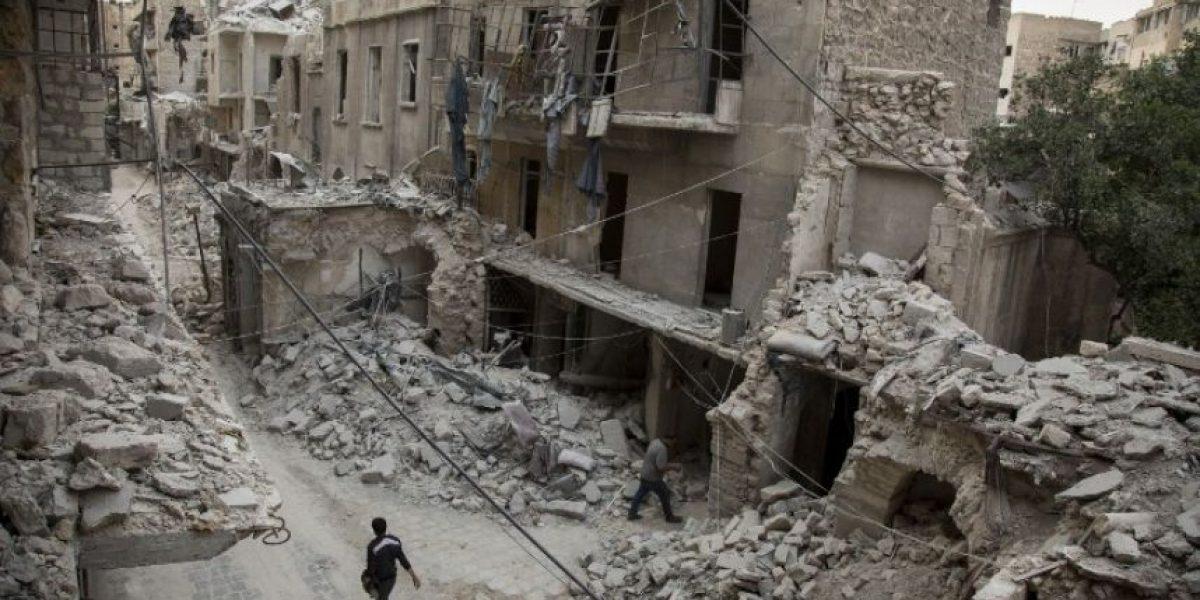 Mueren más de 3.100 personas en Siria durante el mes de abril a pesar del alto el fuego