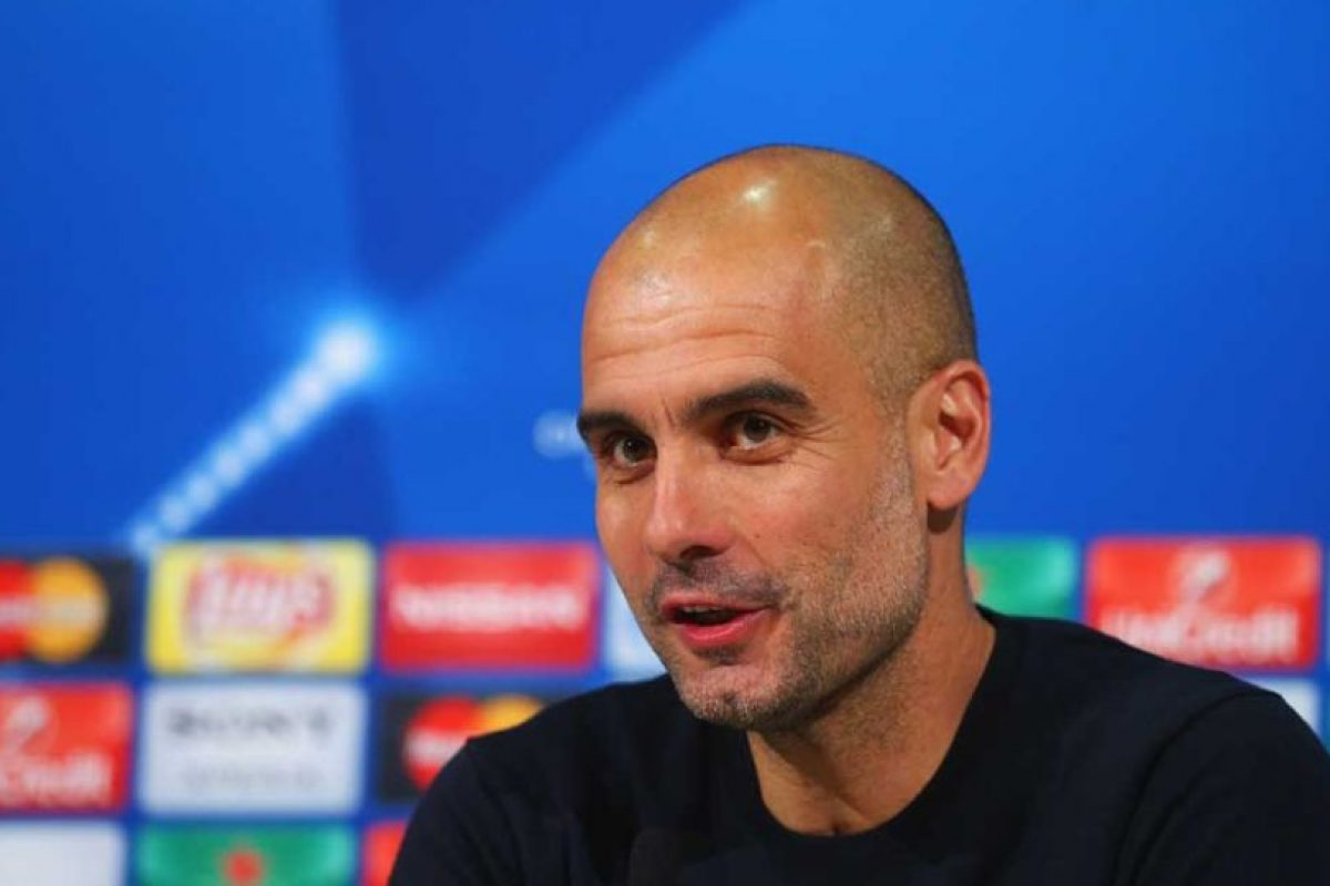 Su entrenador es Pep Guardiola. Foto: Getty Images. Imagen Por: